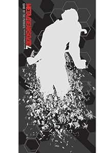 Metal Gear Solid - Snake serviette de bain Towel 150x75 cm US Import Original et Officiel avec LIVRAISON GRATUITE