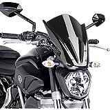 Saute vent Puig Tour Yamaha MT-07 13-16 noir