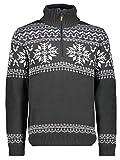CMP MAN Knitted Pullover olivgrün - 56
