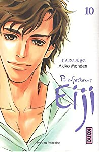 Professeur Eiji Edition simple Tome 10