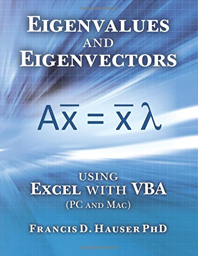 PDF Eigenvalues And Eigenvectors Using Excel With VBA Download - Minecraft hauser pdf