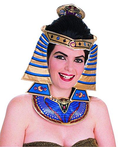 Alten Ägypten Des Kostüm - Rubies Cleopatra Egyptian Accessry Kit Adult