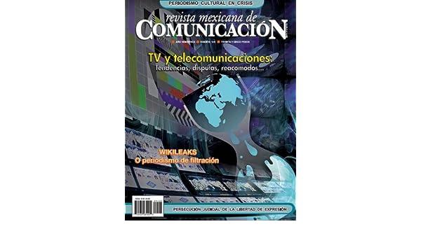 Revista Mexicana de Comunicación #125 - TV y telecomunicaciones (Spanish Edition)