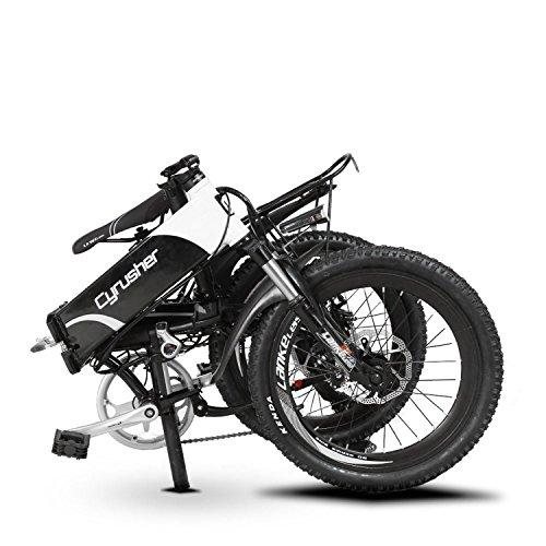 Extrbici XF500, bicicletta elettrica pieghevole, 250 W, 48 ...