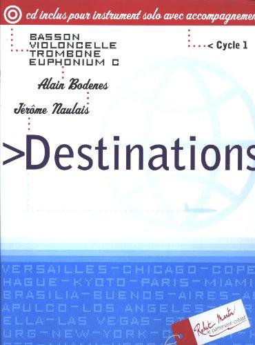 Destinations Ut Clef de Fa