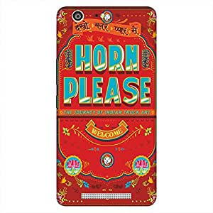 MOBO MONKEY Designer Printed Hard Back Case Cover for Gionee Marathon M5 - Premium Quality Ultra Slim & Tough Protective Mobile Phone Case & Cover