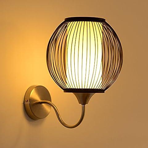 Luci da parete legno Lampada da parete a parete applique