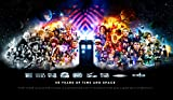 Dr. Who Collage TCG playmat - Best Reviews Guide