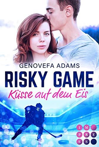 Buchseite und Rezensionen zu 'Risky Game. Küsse auf dem Eis: Sports Romance (Sports-Romance)' von Genovefa Adams