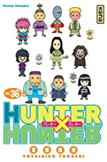 Hunter X Hunter, tome 36 de Yoshihiro Togashi