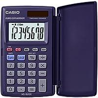 CASIO HS-8VER calcolatrice tascabile - Display a 8 cifre ed euroconvertitore - Confronta prezzi
