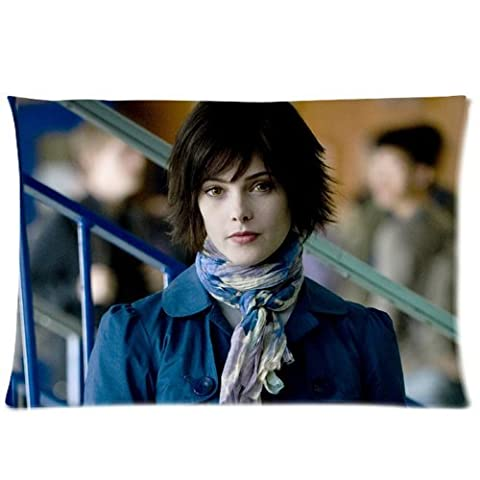Alice Cullen Twilight Pillowcases Custom Pillow Case Cushion Cover 20 X 30 Inch Two Sides