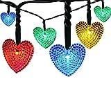 Best Etekcity Light Switches - HLLPG Halloween Heart-Shaped Solar String Lights 4.5 M Review