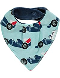 Maxomorra Baby Dribble Bib - Racer Car