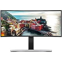 Samsung S34E790C Monitor Curvo 21:9, UWQHD da 34
