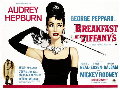 Posterlounge Leinwandbild 40 x 30 cm: Frühstück bei Tiffany (englisch) von English School/Bridgeman Images - fertiges Wandbild, Bild auf Keilrahmen, Fertigbild auf echter Leinwand, Leinwanddruck