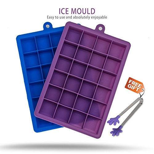 Best. Icecube trays. EVER!!