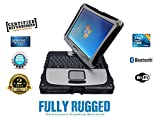 Panasonic Toughbook CF-19 4GB RAM 1TB HDD Windows 7 Laptop Rugged and WaterResistant with Touchscreen