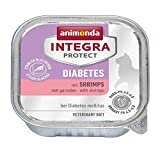 Animonda Integra Protect Diabetes Shrimps | 16x 100g