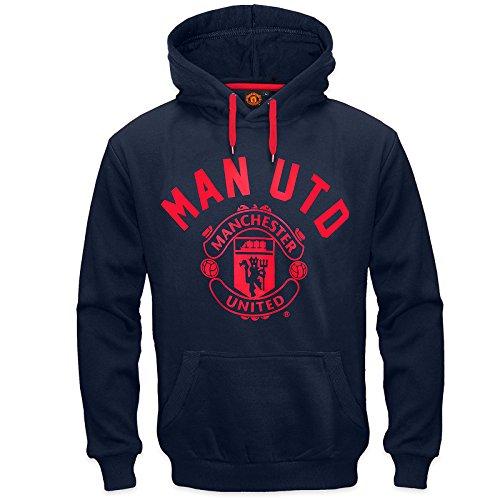 manchester-united-fc-official-gift-mens-graphic-fleece-hoody-navy-medium