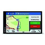 Garmin Drivesmart 61 EU LMT-S - Navigatore 6.95' Edge-To-Edge Smart, Mappa Europa Completa,