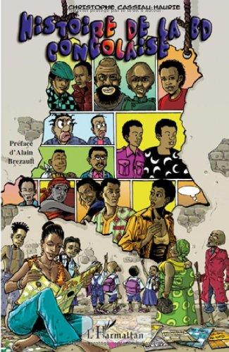 Histoire de la bande dessine congolaise : Congo belge, Zare, Rpublique dmocratique du Congo