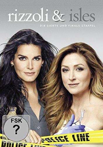 Rizzoli & Isles - Die komplette siebte Staffel [3 DVDs]