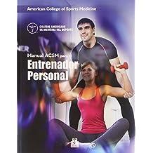 Manual ACSM de recursos para el entrenador personal (Deportes, Band 93)