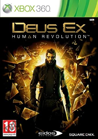 Deus Ex: Human Revolution (Xbox 360) [Import