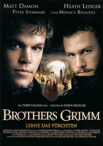 Brothers Grimm - Lerne das - Brothers Kostüm