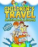Children's Travel Activity Book & Journal: My Trip to Gambia
