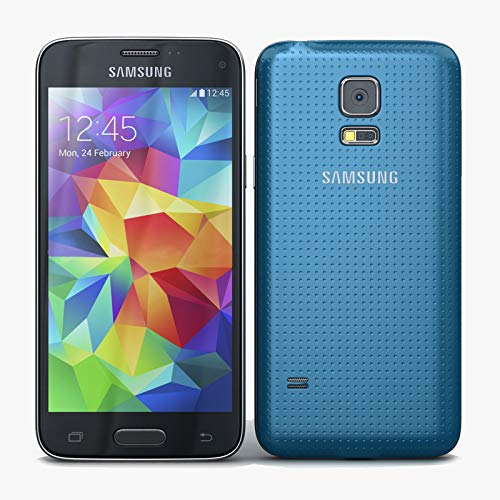 Samsung Galaxy S5 Mini Smartphone ohne SIM-Lock, Android, 11,9 cm (4,5 Zoll) Display, 8 MP Kamera, 16 GB, Quad-Core 1,4 GHz, 1,5 GB RAM