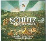Symphoniae sacrae III | Schütz, Heinrich (1585-1672)