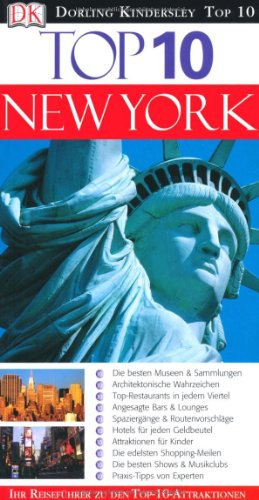 Reiseführer: Top 10 New York