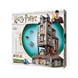 Redstring- Puzzle 3D Harry POTTERLA MADRIGUERA CASA Familiar Weasley,, Estándar (RS262005)