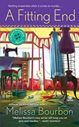A Fitting End: A Magical Dressmaking Mystery (A Dressmaker's Mystery) by Melissa Bourbon (2012-02-07)