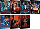 Nightmare on Elm Street 1-7 Collection [Mediabook Set]