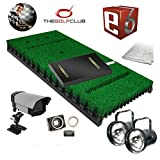 ProTee Base Pack Zwei Golf Simulator mit Putting Sensor TGC und TruGolf E6 Softwarepaket