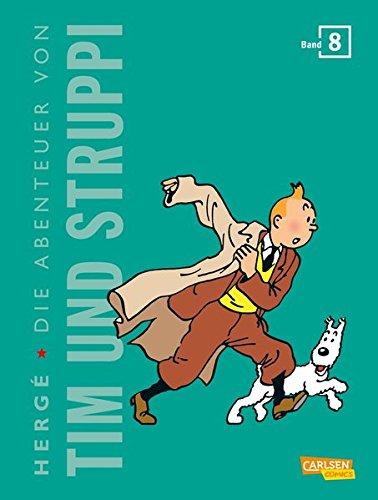 Tim und Struppi Kompaktausgabe 8