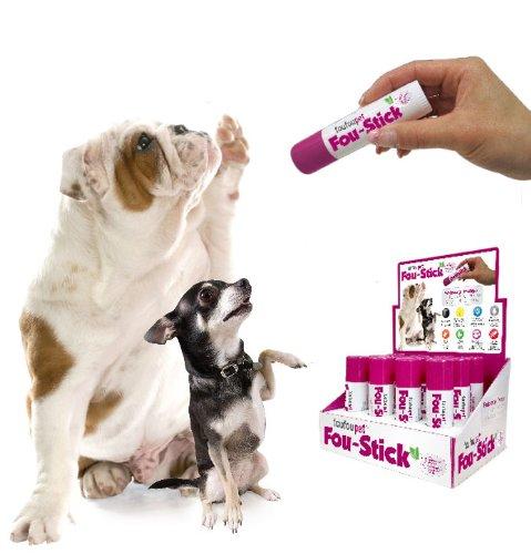 Fou-Stick Pfotenschutz Pfotenstick Pflegestift - natürliche Inhaltsstoffe - für Hund und Katz