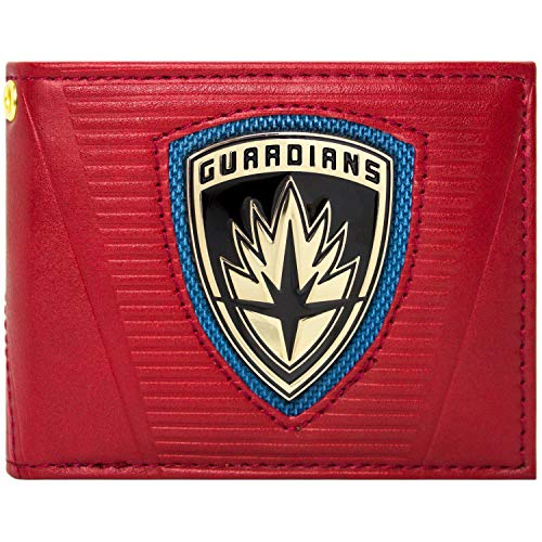Guardians of the Galaxy Silber-Abzeichen Rot Portemonnaie ()