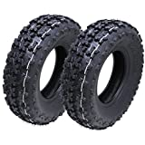2 - Slasher quad tyres, 22x7.00-10 WP01 Wanda Race tyre 6ply E marked 21 7 10