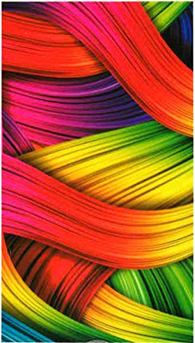comprar Miracle Home Toalla Microfibra Playa Colores, 75 x 145 cm