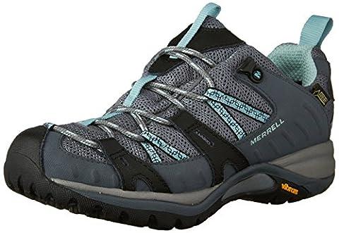 Merrell Siren Sport Gore-tex, Women's Low Rise Hiking Shoes, Grey (Sedona Sage), 5 UK (38 EU)