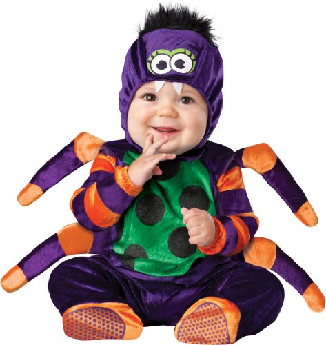 In Character Boys Itsy Bitsy Spider Fancy dress costume Medium (12 - 18 mo) by In Character Costumes