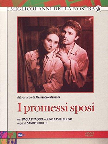 Bild von I promessi sposi [4 DVDs] [IT Import]