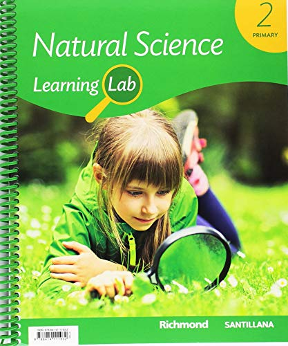 Learning lab natural science 2primaria