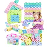 Best Education Toys 3 Year Old Girls - Preschool Early Educational Toys Building Block Bricks Set Review