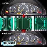 Pixel Reparatur Tacho Multifunktions Display Kontaktfolie Flexband