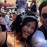 Babeyond the Great Gatsby Inspired Art Deco Wedding Tiara Headpiece Headband Bild 3
